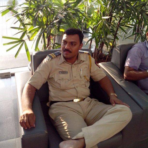 Shankar uthale, Mumbai, Virar, Vasai, Ironman, Malaysia, race, 92 kgs, head constable