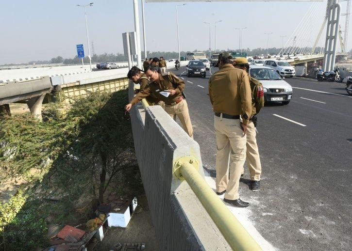 Signature Bridge Accident