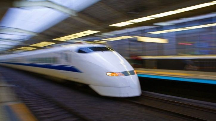 Soon, Bullet Train Will Take You From Chennai To Bengaluru In Under 120 Minutes!