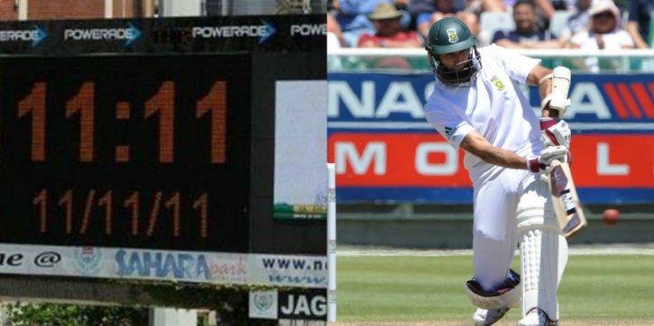 South Africa needed 111 runs to win vs Australia
