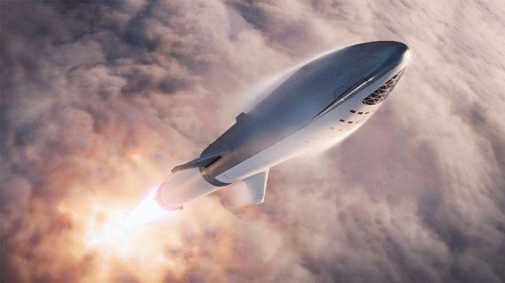 SpaceX, Big Falcon Rocket, SpaceX BFR, Elon Musk, Twitter, Elon Musk Tweet, Technology News, Auto Ne