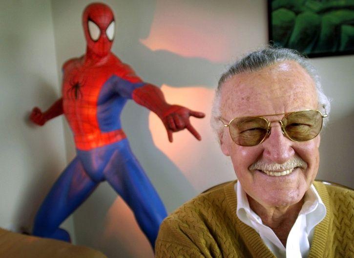 Stan Lee has passed away.