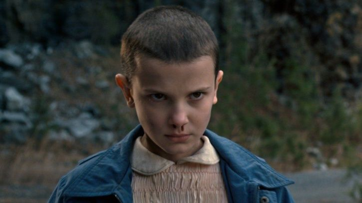 Stranger Things Star Millie Bobby Brown Becomes UNICEF