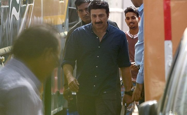 Sunny Deol Says He Has Never Read A Film Script In His Entire Career