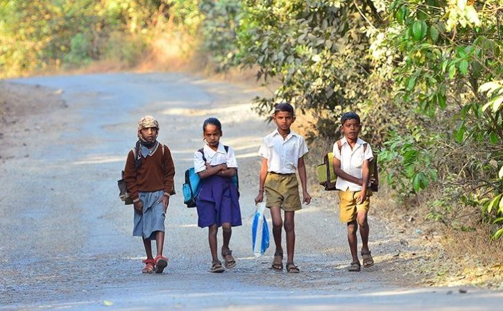 Surat Shows The Way With 120 Special Schools For Migrants