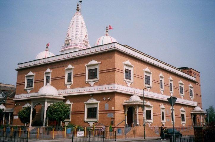 Swaminarayan Temple London