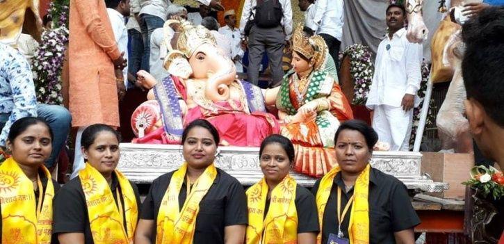 Swamini Lady Bouncers