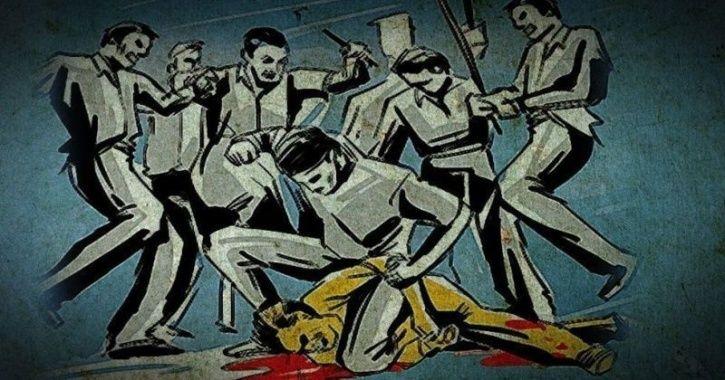 Terrorists Beaten