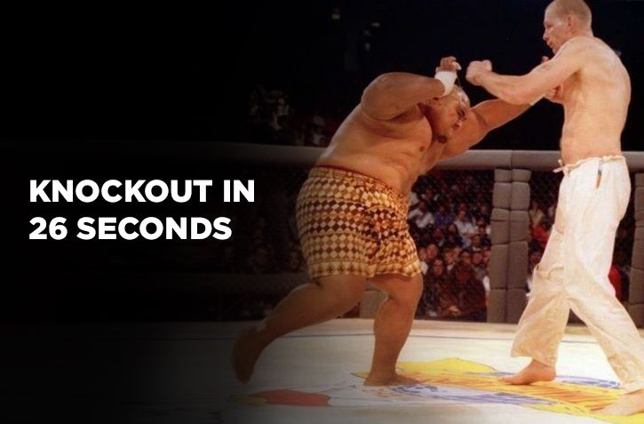 The UFC started in 1993