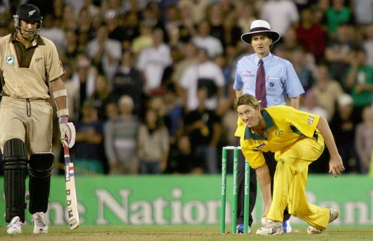 Underarm bowling is now illegal