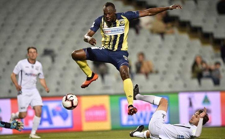 Usain Bolt Not Giving Up Football Career Hopes