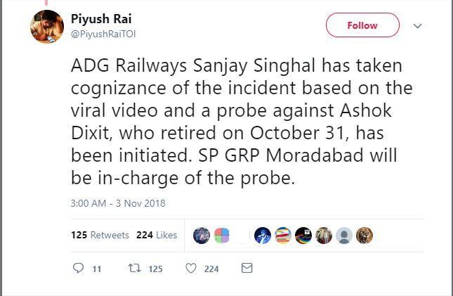 Uttar Pradesh, DSP, Ashok Kumar Dixit, Inter faith couple, saharanpur, video