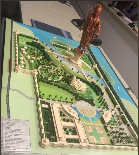 Uttar Pradesh, Lord Ram statue, Yogi Adityanath, 221 metre, Ayodhya, Babri Masjid