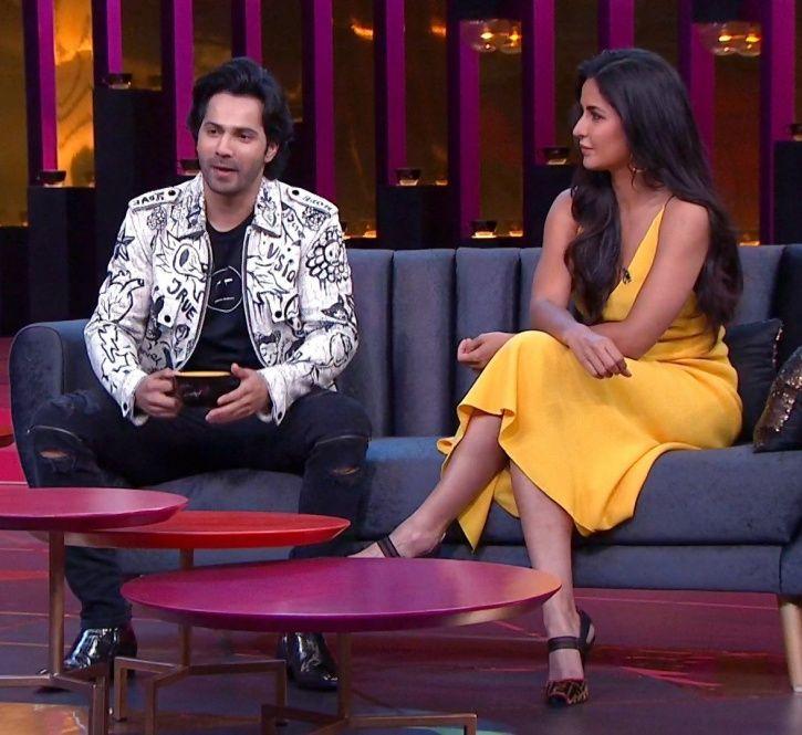 Varun Dhawan & Katrina Kaif Get Real Like Never Before On Koffee With Karan