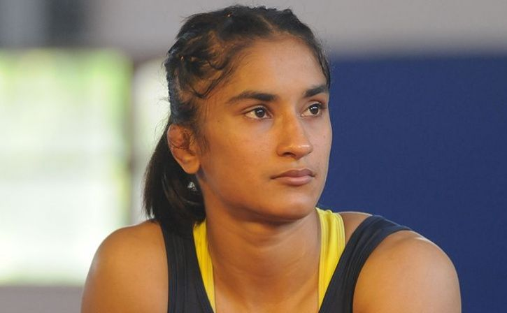 Vinesh Phogat Comes Out In Support Of metoo Movement