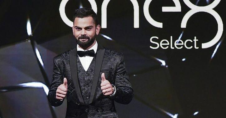Virat Kohli is a success on and off the field