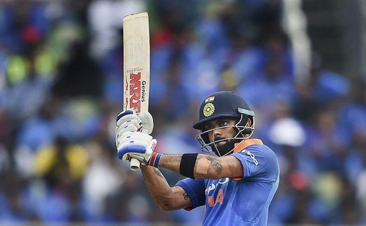 Virat Kohli is the best batsman in the world