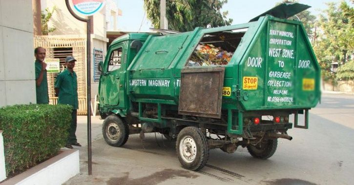 Waste Collection Containers