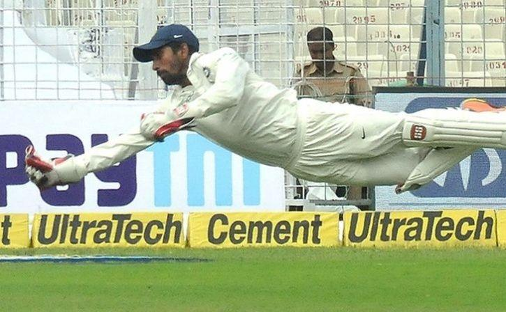 Wriddhiman Saha has a shoulder injury