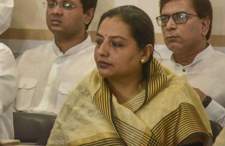 Yashomati Thakur