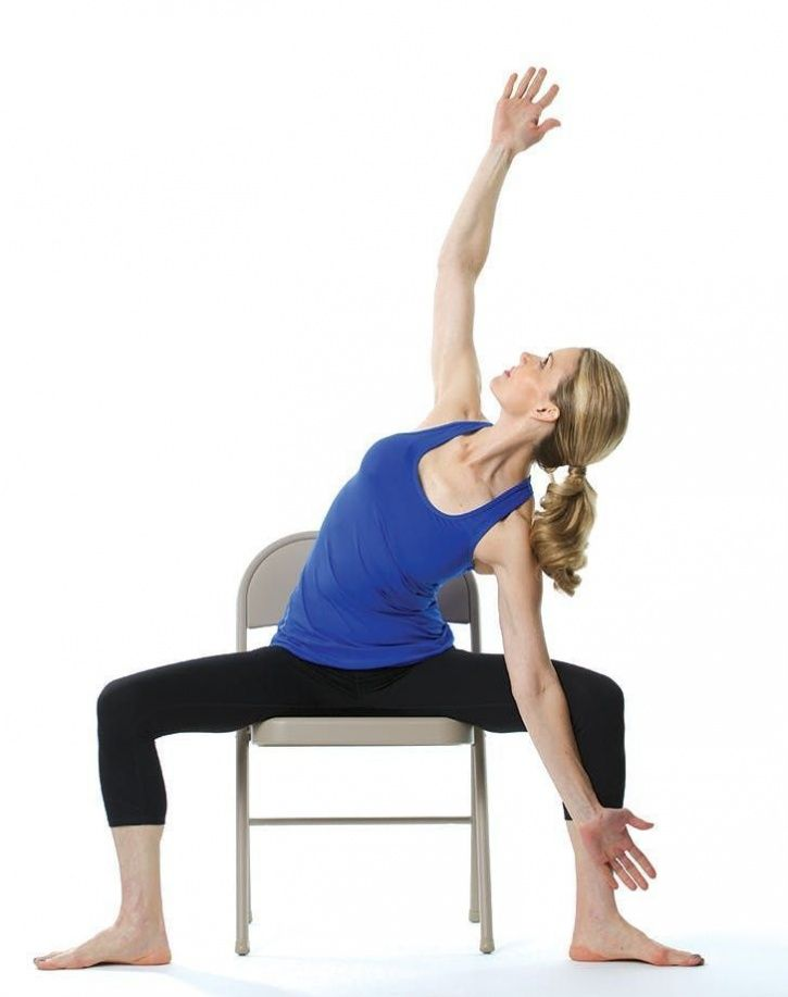 11 Yoga Stretches You Can Perform At Your Office Desk