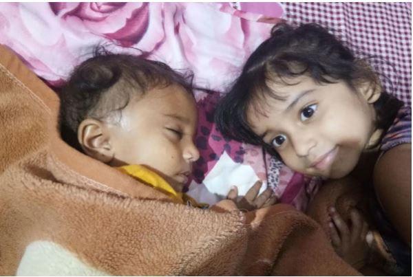5 year old, meena devi, amritsar train accident, toddler, baby, joda phatak, dussehra 2018