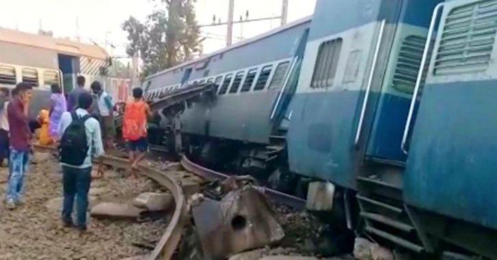 7 Dead, 35 Injured After Farakka Express Derails In Uttar Pradesh's Raebareli