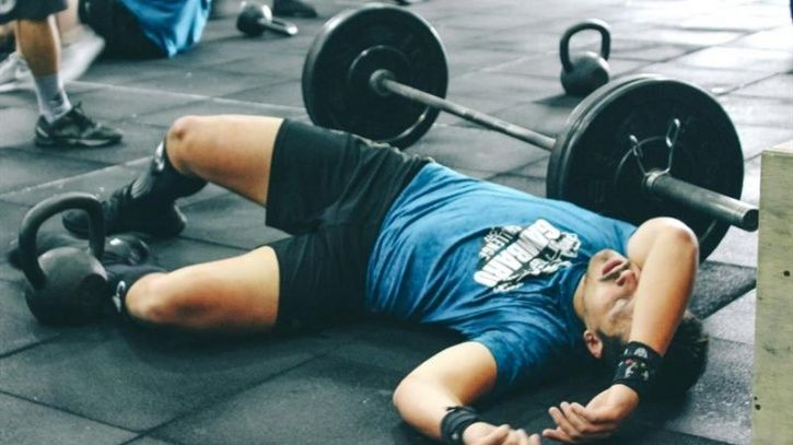 7 Signs You Are Overtraining And Need To Give Your Body And Mind A Rest