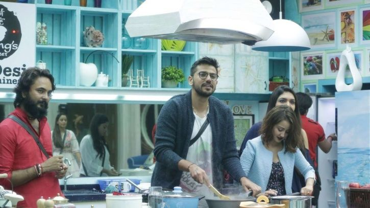 A picture inside Bigg Boss 12 house kitchen and more secrets.