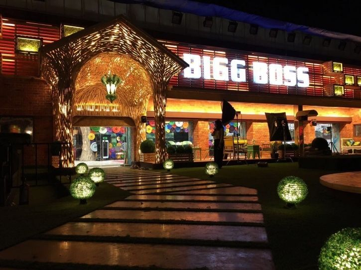 A picture of Bigg Boss house.