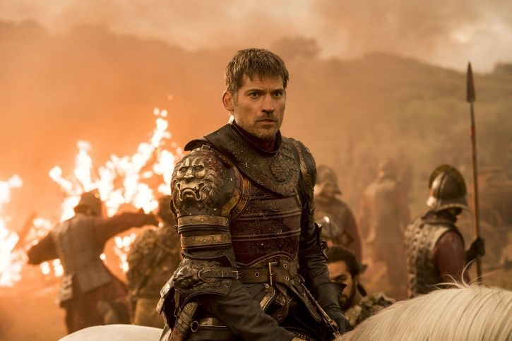 A picture of Jaime Lannister from Game Of Thrones.