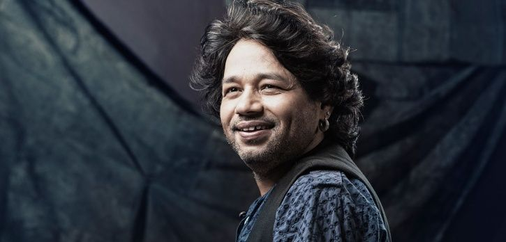 A picture of singer Kailash Kher who has been accused of sexual harassment.