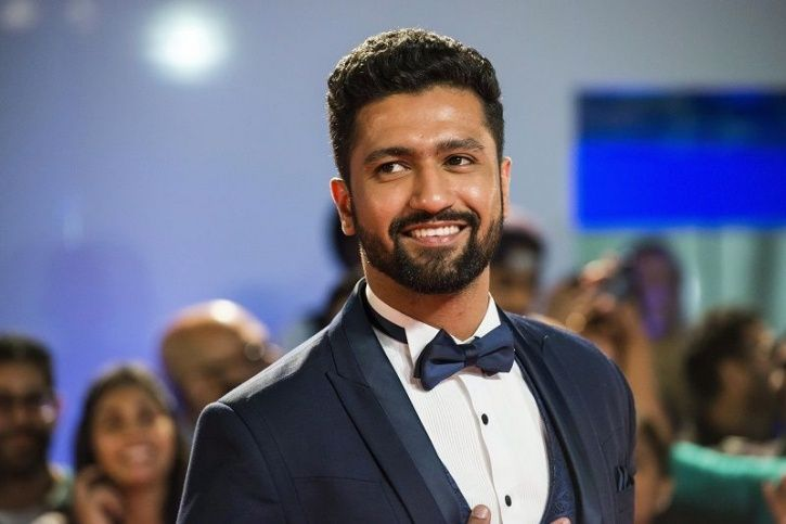 A picture of Vicky Kaushal who recently spoke on the #MeToo movement.