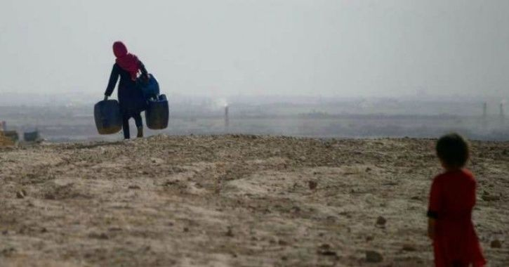 Afghanistan drought