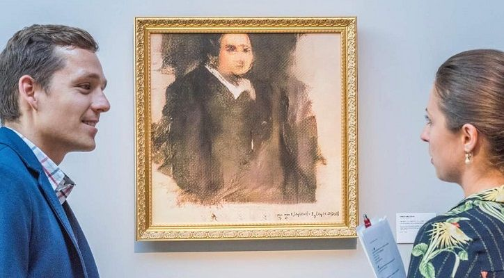 AI painting