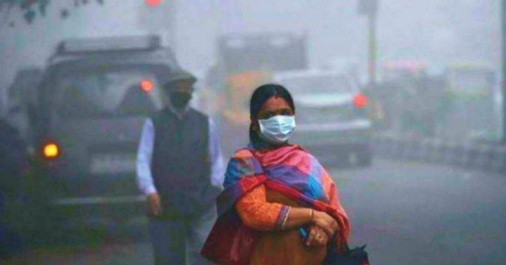 Air Quality In Delhi-NCR Slips To