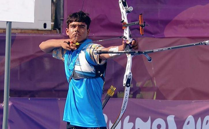 Akash Malik Winning Our Maiden Silver In Archery