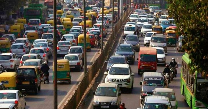 All Private Cars May Be Pulled Off Road From November 1 If Air Pollution Worsens In Delhi