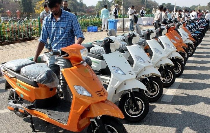 Andhra Pradesh, AP Policy, India Electric Vehicles, Electric Cars, Electric Scooters