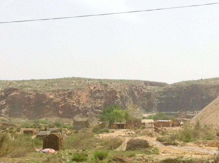 Aravalli Hills Disappeared
