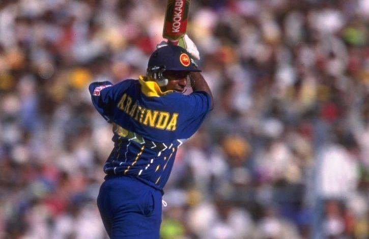 Aravinda de Silva is a legend
