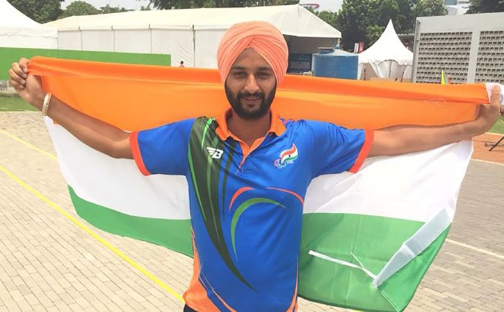 Archer Harvinder Singh Shoots Gold For India At Asian Para Games As Our  Medal Haul Continues