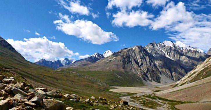 At A Height Of 5,360 Mtrs, Manali-Leh Railway Line Along Indo-China Border, To Be World's Highest