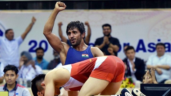 Bajrang Punia is only 24.
