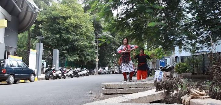 Bengaluru Footpath