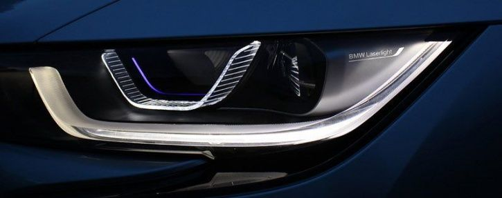 BMW LaserLight Technology