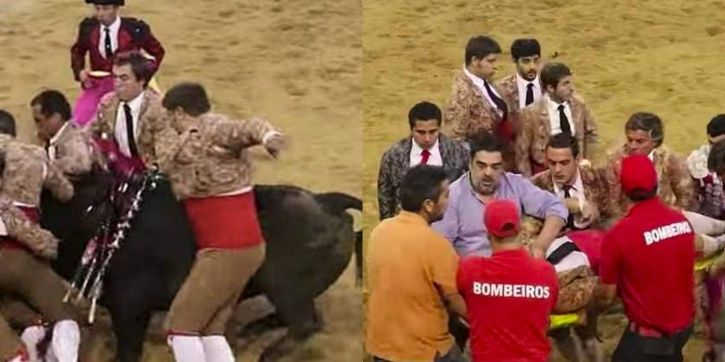 Bullfighting is dangerous