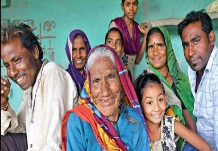centenarian, village in MP, village with centenarians