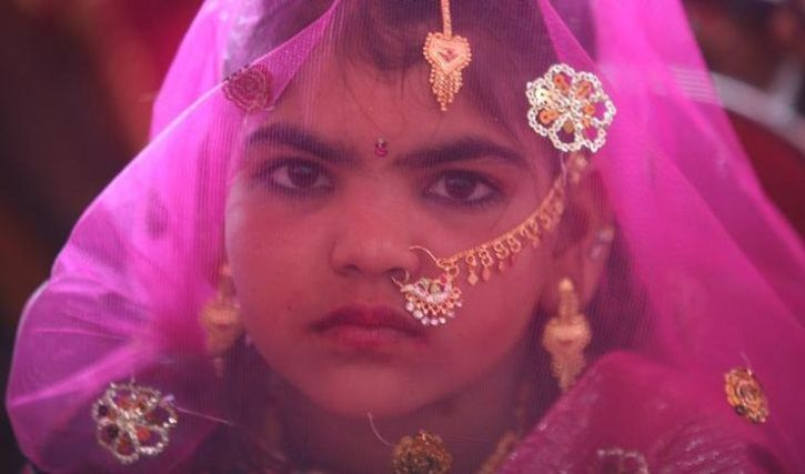 Child Marriages india