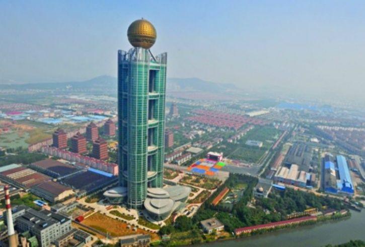 china, richest village in china, huaxi village china